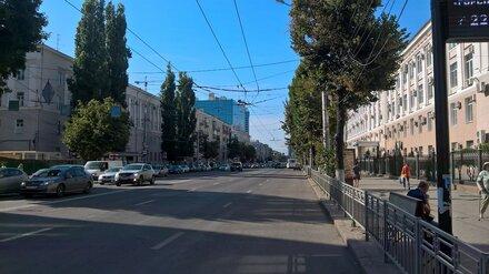 В Воронеже назвали дату запуска выделенок на Плехановской и Московском проспекте