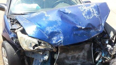 Иностранец разбился на трассе М-4 «Дон» в Воронежской области