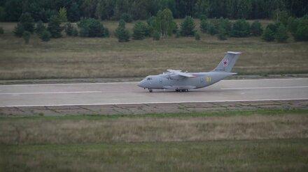 Путин выразил соболезнования родным погибших при падении воронежского Ил-112В