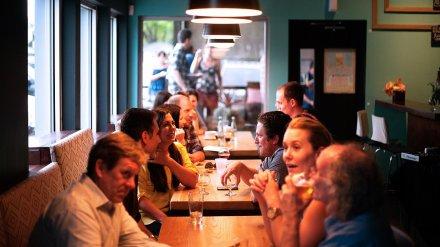 Все кафе и рестораны Воронежа закроются для посетителей