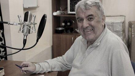 Мэр выразил соболезнования родным умершего легендарного диктора Воронежа