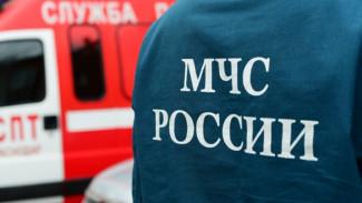 В Воронеже ночью вспыхнули две иномарки