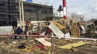 Появилось видео последствий взрыва котельной под Воронежем