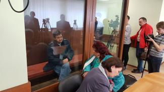 Суд отправил в СИЗО воронежца, намеренно сбившего на Mercedes курсанта МЧС