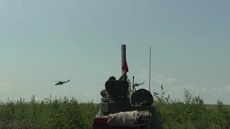 Под Воронежем дроны и вертолёты открыли «охоту» на врага: появилось видео