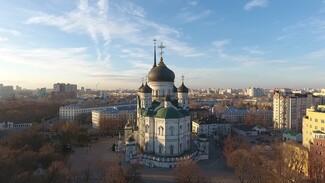 Благовещенский собор. Как в Воронеже построили один из самых больших храмов России
