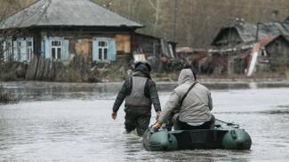 За сутки в Воронежской области на 228 затопленных дворов стало меньше