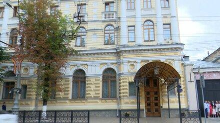 Воронежцам сделают скидку за свадьбу в отправленном на ремонт Дворце бракосочетания
