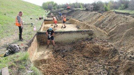 В Воронежской области при раскопках нашли кости и керамику бронзового века
