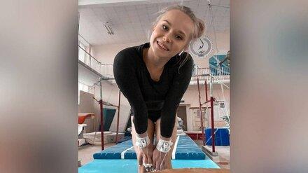 Воронежская гимнастка Ангелина Мельникова выиграла чемпионат России