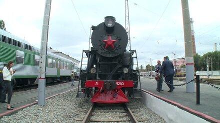 В Воронежской области запустят экскурсионный ретропоезд на паровозной тяге