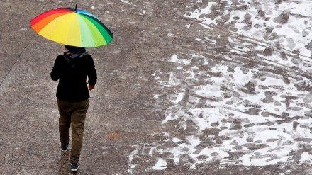 На выходных в Воронежскую область вернётся снег с дождём