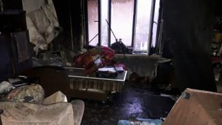 Воронежцу утвердили реальный срок за смерть на пожаре матери и 6-летней племянницы