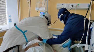 В воронежских больницах осталось меньше 800 свободных коек для ковид-пациентов
