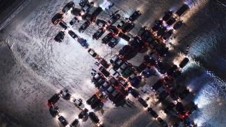 Воронежцев позвали на автофлешмоб ко Дню защитника Отечества