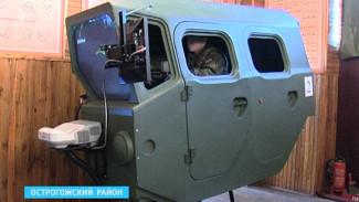 Как готовят будущих танкистов в Острогожском учебном центре?