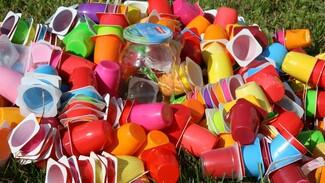 В воронежском райцентре на вырученные за вторсырьё деньги устроили детский праздник