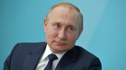 Владимир Путин объявил следующую неделю нерабочей из-за пандемии коронавируса