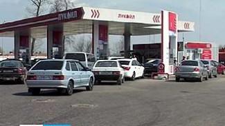 В Воронежской области наиболее острая ситуация с недостатком топлива
