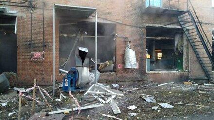 Пострадавшими при взрыве парового котла в Воронежской области оказались 2 работницы
