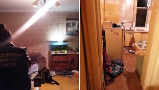 В воронежской квартире произошло двойное убийство