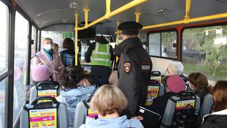 В Воронеже назвали число нарушителей масочного режима в маршрутках и торговых точках
