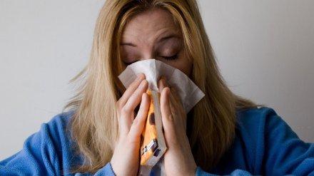 Заболеваемость гриппом и ОРВИ в Воронежской области вновь начала расти