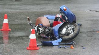 В Воронежской области в ДТП со скутером и «Ладой» погибли два человека