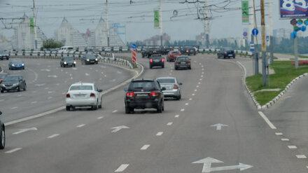 Четыре улицы и два моста. Воронежцам рассказали, где ещё появятся выделенные полосы