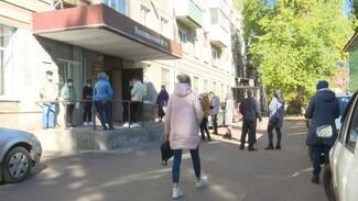 В Воронежской области выявили небывалое число заболевших COVID-19 за сутки