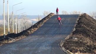 Подрядчик сорвал сроки строительства лыжероллерной трассы в воронежском райцентре