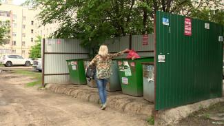 «С однокомнатной квартиры – 400 рублей». Воронежцев шокировали платёжки за вывоз мусора