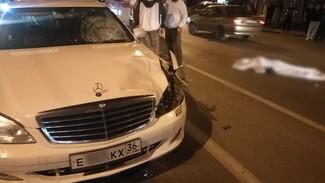 Насмерть сбившему старушку в центре Воронежа водителю Mercedes отказали в УДО
