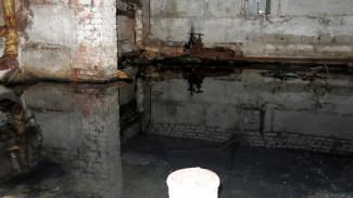 Коммунальщики затопили фекалиями подвал воронежской многоэтажки ради спасения жильцов