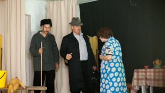 Никитинка пригласила воронежцев на бесплатный спектакль по рассказам Зощенко