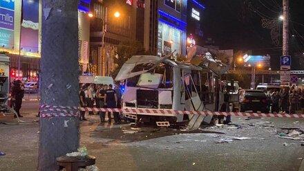 Одной из пострадавших во взорвавшейся в центре Воронежа маршрутке ампутировали ногу