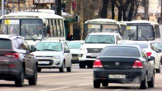 Возможная забастовка водителей маршруток в Воронеже оказалась слухом