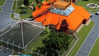 В Воронежском зоопарке готовятся к стройке века