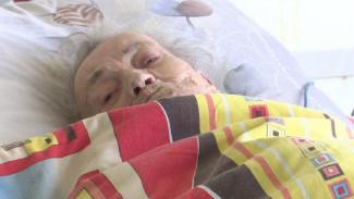В Воронеже умерла бабушка, оказавшаяся в центре скандала из-за ампутации ног