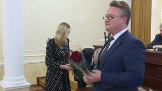 В Воронеже наградили лучших журналистов