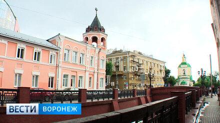 Улицу в центре Воронежа перекроют из-за очередной покраски Каменного моста