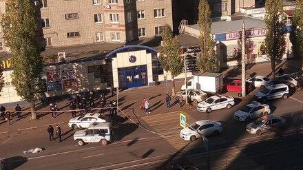 Полицейский УАЗ насмерть сбил женщину на зебре в Воронеже