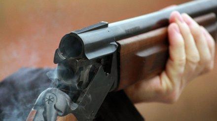 В воронежском селе произошла стрельба из-за рецидивиста, угрожавшего ружьём полицейским
