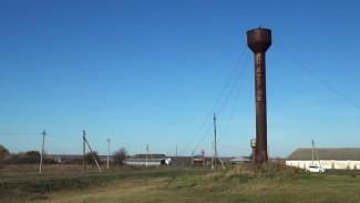 Воронежское село осталось без питьевой воды из-за опасных бактерий