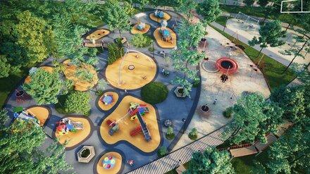В Воронеже начали подготовку к реконструкции парка «Танаис»