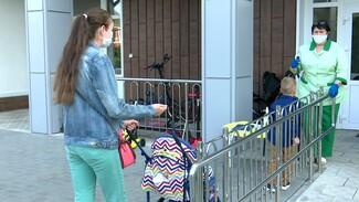 В Воронежской области после 4-месячного перерыва открылись детские сады
