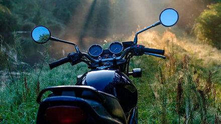 В Воронежской области столкнулись два подростка на мотоциклах
