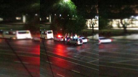 Появились подробности о задержанных в воронежской маршрутке преступниках