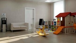 Облздрав показал, какой будет новая детская поликлиника в центре Воронежа