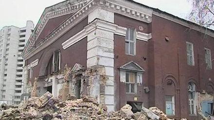 Спасённую воронежцами от сноса церковь 19 века реконструируют